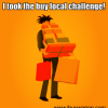 Take the 'I Buy Warren' Shop Local Challenge